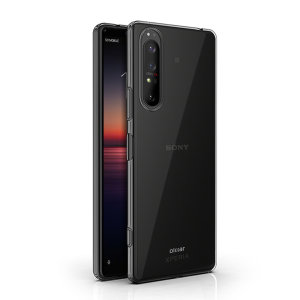 Custom moulded for the Sony Xperia 1 II, this 100% clear Ultra-Thin case by Olixar provides slim fitting and durable protection against damage