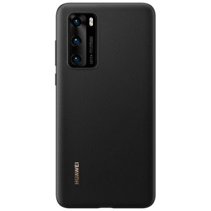 This official Huawei case for the Huawei P40 in Black offers excellent protection while maintaining your device's sleek, elegant lines. As an official product, it is designed specifically for the Huawei P40 and allows full access to buttons and ports.