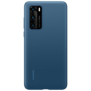 This official Huawei Silicone case for the Huawei P40 in Ink Blue offers excellent protection while maintaining your device's sleek, lines. An integrated magnet means that the case can be easily attached to the magnetic car holder.