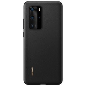 This official Huawei case for the Huawei P40 Pro in Black offers excellent protection while maintaining your device's sleek, elegant lines. It is designed specifically for the Huawei P40 Pro & allows full access to buttons and ports