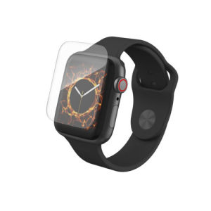 Keep your Apple Watch Series 4 & 5 44mm screen in pristine condition with the invisble shield glass HD screen protector.