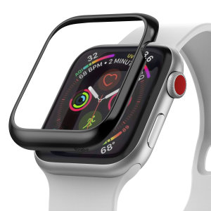 A stainless steel cover for your Apple Watch 1/ 2 / 3 42mm in Black from Ringke is a very stylish way to diversify and secure your Apple Watch. Bezel Styling gives the smartwatch an exclusive look whilst providing daily protection.