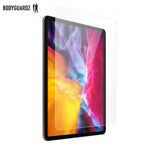 "Manufactured from self healing Urethane film, the BodyGuardz Screen Protector provides unmatched abrasion and impact resistant protection your Apple iPad Pro 11"" 2020 screen."
