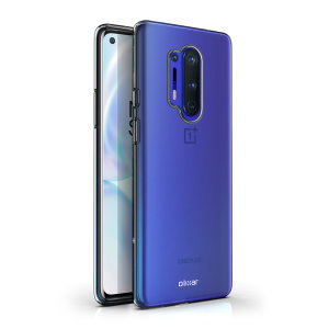Custom moulded for the OnePlus 8 Pro, this 100% clear Ultra-Thin case by Olixar provides slim fitting and durable protection against damage