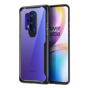 Perfect for OnePlus 8 Pro owners looking to provide exquisite protection that won't compromise the OnePlus' sleek design, the NovaShield from Olixar combines the perfect level of protection in a sleek and clear bumper package.