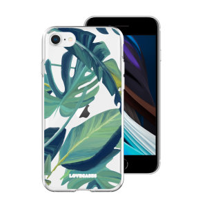 Give your iPhone SE 2020 a summer refresh with this tropical palm leaf case from LoveCases. Cute but protective, the ultrathin case provides slim fitting and durable protection against life's little accidents.