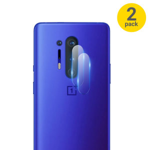This 2 pack of ultra-thin rear camera protectors for the OnePlus 8 Pro from Olixar offers toughness and superb clarity for your photography all in one package.
