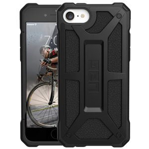The Urban Armour Gear Monarch in Black for the iPhone SE 2020 is quite possibly the king of protective cases. With 5 layers of premium protection and moulded from the finest materials, your iPhone SE 2020 is secure and remains stylish