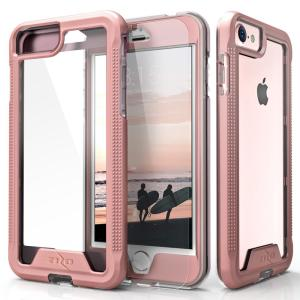The Protective Ion series case for the iPhone 7 / 8. The Rose Gold finish gives you protection for your phone in style. This case is made for pure luxury and style.