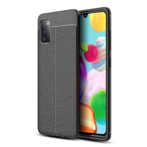 For a touch of premium, minimalist class, look no further than the Attache case for the Samsung Galaxy A41 from Olixar. Lending flexible, durable protection to your device with a smooth, textured leather-style finish, this case is the last word is style.