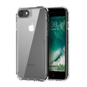 Olixar NovaShield iPhone 7 Bumper Case - Clear