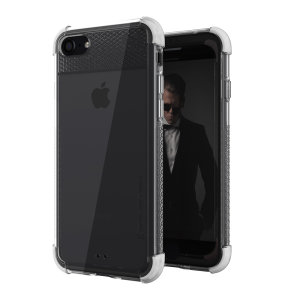 Ghostek Covert 2 iPhone 7 / 8 Tough Case - Clear / White