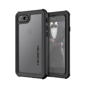Ghostek Nautical 2 iPhone SE 2020 Waterproof Tough Case - Black