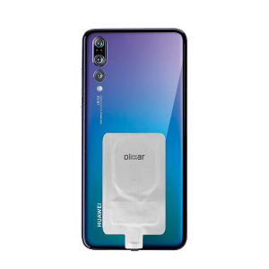 Add wireless charging to your Huawei P20 Pro device without replacing your back cover or case with this Olixar Ultra Thin Qi Wireless Charging Adapter.