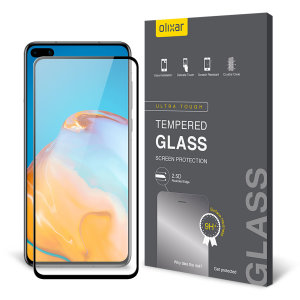This ultra-thin tempered glass screen protector for the Huawei P40 from Olixar offers toughness, high visibility and sensitivity all in one package.