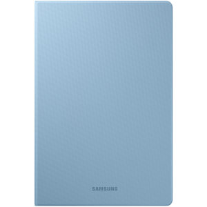 Keep your Samsung Tab S6 Lite protected from damage with this official Blue Samsung book cover with integrated multi-level stand. Crafted with a comfortable, stylish & practical design, this case enables you to work with ease and to enjoy the Tab S6 Lite.