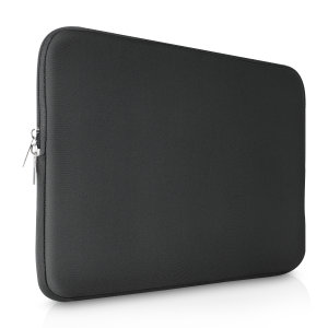 The black Olixar universal neoprene sleeve is a slim, form-fitting and extremely durable case for your Microsoft Surface Go 2. With a unique, sleek and stylish design.