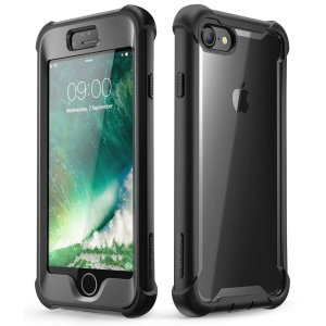 Shield your iPhone 7/8 from drops, scratches, scrapes and other damage with the Ares case from i-Blason in Black. This case offers superb military grade all round protection while adding virtually no extra bulk to your device.