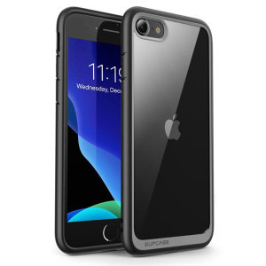Shield your iPhone SE 2020 from drops, scratches, scrapes and other damage with the Style case from i-Blason in Black. This case offers superb military grade all round protection while adding virtually no extra bulk to your device.