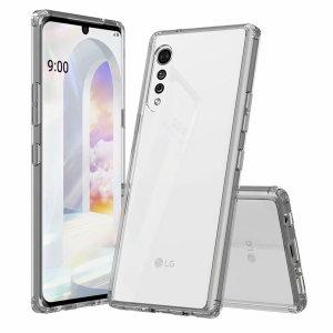 Olixar ExoShield LG Velvet Case - Clear