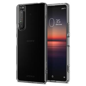 Spigen Liquid Crystal Sony Xperia 1 II Case - Crystal Clear