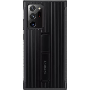 This Official Samsung Protective cover in Black is the perfect accessory for your Samsung Galaxy Note 20 Ultra smartphone. Compatible with 4G and 5G variants.