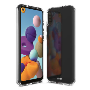 Olixar Ultra-Thin Samsung Galaxy A21 Case - 100% Clear
