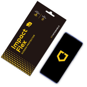 RhinoShield OnePlus 8 Impact Flex Shock-Damping Film Screen Protector