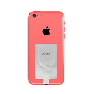 Enable wireless charging for your iPhone 5C without replacing your back cover or case with this Qi Wireless Charging Adapter from Olixar. Simply plug into your iPhone and instantly charge wirelessly.