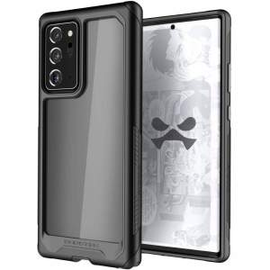 Equip your new Samsung Galaxy Note 20 Ultra with the most extreme and durable protection around! The Black Ghostek Atomic Slim 3 provides rugged drop and scratch protection whilst keeping the phone slim and stylish.