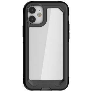 Equip your new iPhone 12 mini with the most extreme and durable protection around! The Black Ghostek Atomic Slim 3 provides rugged drop and scratch protection whilst keeping the iPhone 12 mini's slim and stylish appearance.
