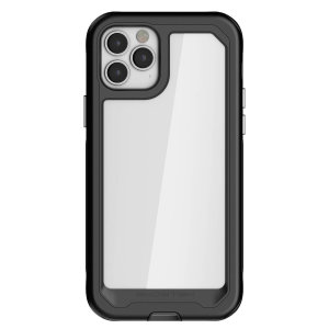 Ghostek Atomic Slim 3 iPhone 12 Pro Case - Black