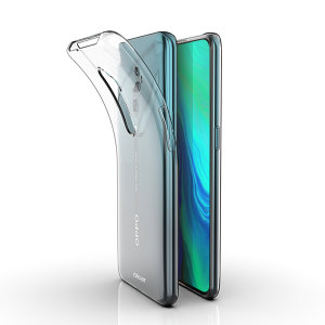 Custom moulded for the Oppo Reno 5G, this 100% clear Ultra-Thin case by Olixar provides slim fitting and durable protection against damage