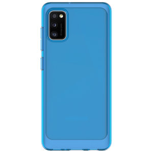 Custom moulded for the Samsung Galaxy A41, the Araree tough case in blue provides a slim fitting, stylish design and reinforced corner protection against shock damage, keeping your Samsung Galaxy A41 looking great at all times.