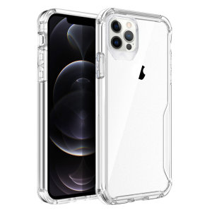 Perfect for iPhone 12 Pro owners looking to provide exquisite protection that won't compromise its sleek design and MagSafe charger compatibility. the NovaShield from Olixar combines the perfect level of protection in a sleek and clear package.