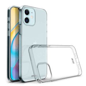 Custom moulded for the iPhone 12, this 100% clear ultra-thin case by Olixar provides slim fitting and durable protection against damage