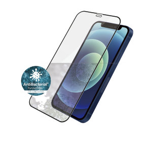 PanzerGlass iPhone 12 mini Tempered Glass Screen Protector - Black