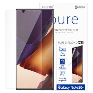 Araree Pure Diamond Galaxy Note 20 Ultra Glass Screen Protector