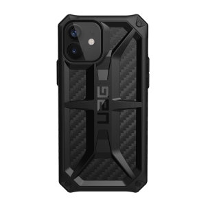 The Urban Armour Gear Monarch in Carbon Fiber for the iPhone 12 mini is quite possibly the king of protective cases. With 5 layers of premium protection and the finest materials, your iPhone 12 Mini is safe, secure and in some style too.