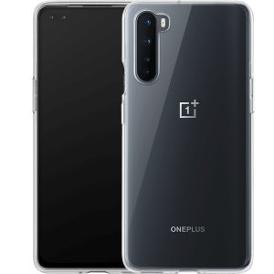 This Official OnePlus Clear Cover is the perfect accessory for your OnePlus Nord smartphone. The bespoke fitting of this case allows your OnePlus Nord to remain fully functional whilst being protected.