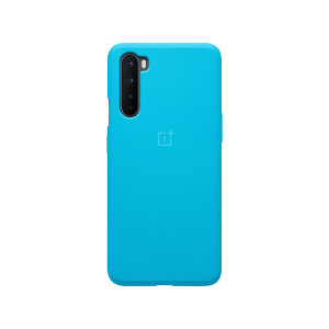 Protect your OnePlus Nord with this official sandstone protective case in Nord Blue. Simple yet stylish, this case is the perfect accessory for your OnePlus Nord offering reliable protection and luxury sandstone textures finish.