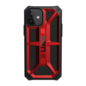 The Urban Armour Gear Monarch in Crimson for the iPhone 12 is quite possibly the king of protective cases. With 5 layers of premium protection and the finest materials, your iPhone 12 is safe, secure and in some style too.