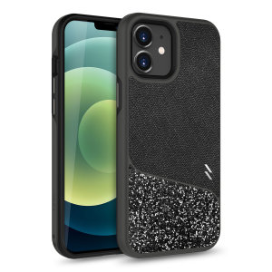 The sleek division series for the iPhone 12 mini. The stellar finish gives you protection for your phone in style. This case is made for pure luxury and style, keeping your iPhone 12 mini protected throughout your daily activities.