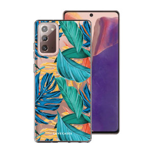 Take your Samsung Galaxy Note 20 to the next level with this vacay vibes print phone case from LoveCases. Cute but protective, the ultra-thin case provides slim fitting and durable protection against life's little accidents.
