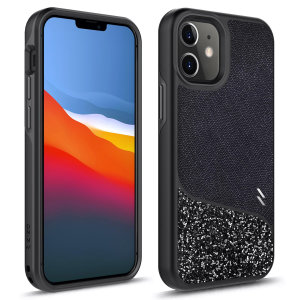 The sleek division series for the iPhone 12. The stellar finish gives you protection for your phone in style. This case is made for pure luxury and style, keeping your iPhone 12 protected throughout your daily activities.