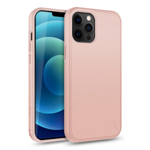 The sleek division series for the iPhone 12 Pro. The rose gold finish gives you protection for your phone in style. This case is made for pure luxury and style, keeping your iPhone 12 Pro protected throughout your daily activities.