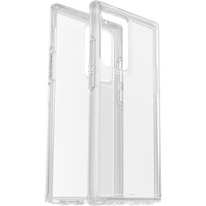 The dual-material construction makes the Symmetry clear case for the Samsung Galaxy Note 20 Ultra 4G/5G one of the slimmest yet most protective case in its class. The Symmetry series has the style you want with the protection your phone needs.