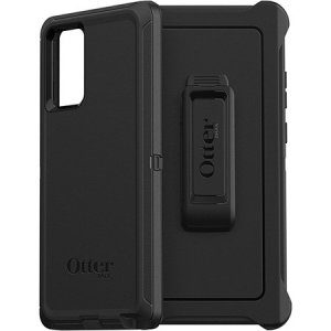 Protect your Samsung Galaxy Note 20 with the toughest and most protective case on the market - the OtterBox Defender Series Screenless Edition in black.