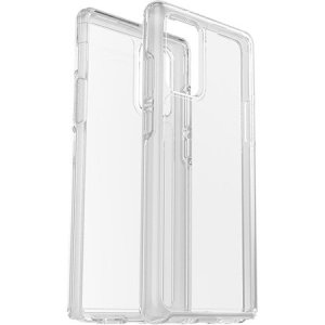The dual-material construction makes the Symmetry clear case for the Samsung Galaxy Note 20 one of the slimmest yet most protective case in its class. The Symmetry series has the style you want with the protection your phone needs.