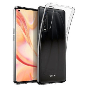 Olixar Ultra-Thin Oppo Find X2 Pro Case - 100% Clear